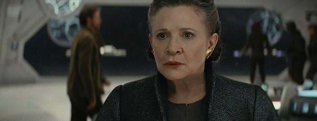 Leia's Death Would Have Been S is listed (or ranked) 2 on the list What The Haters Are Saying About Star Wars: The Last Jedi