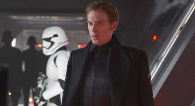General Hux Is Kind Of A... is listed (or ranked) 4 on the list What The Haters Are Saying About Star Wars: The Last Jedi