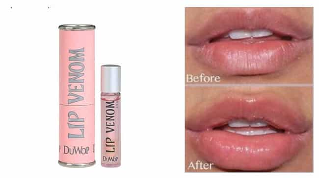 Lip Venom By DuWop is listed (or ranked) 1 on the list The Best Lip-Plumping Products