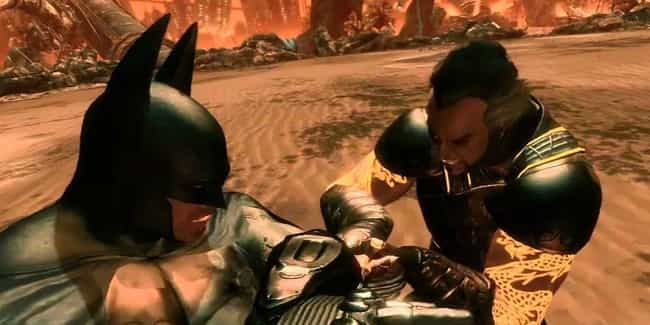 Ra's al Ghul is listed (or ranked) 2 on the list List of All Arkham City Bosses Ranked Best to Worst