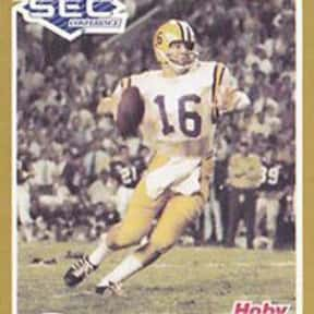 Paul Lyons is listed (or ranked) 19 on the list The Best LSU Tigers Quarterbacks Of All Time