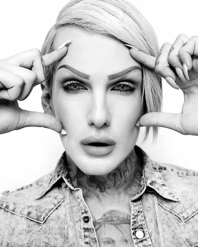Jeffree Star Made Racist... is listed (or ranked) 6 on the list Here's The REAL Reason Jeffree Star And Kat Von D Are No Longer Friends