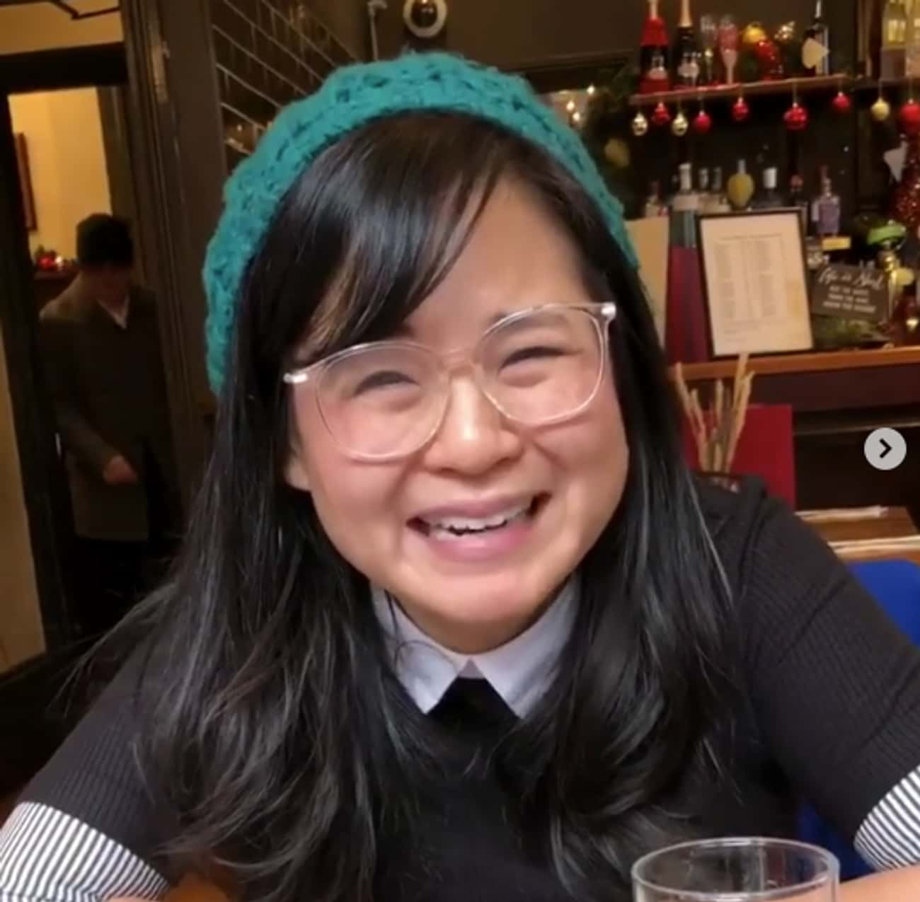 In A Pub, A Table Was Discussi is listed (or ranked) 1 on the list 'Star Wars' Actress Kelly Marie Tran Is The Internet's New Favorite Geek Hero