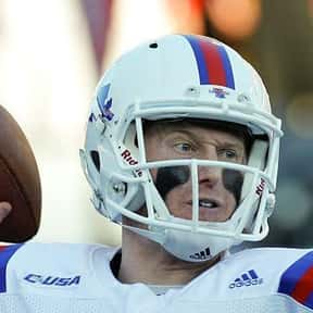 Ryan Higgins is listed (or ranked) 6 on the list The Best Louisiana Tech Bulldogs Quarterbacks of All Time