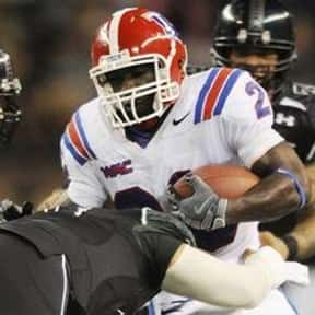 Michael Mosley is listed (or ranked) 25 on the list The Best Louisiana Tech Bulldogs Quarterbacks of All Time