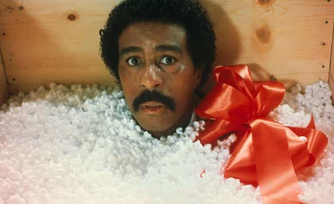 Richard Pryor Fire Accident