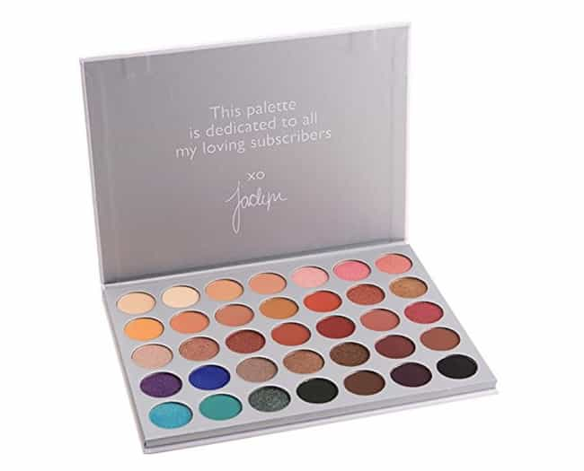 Jaclyn Hill x Morphe is listed (or ranked) 2 on the list Every Beauty Influencer Makeup Collab You Didn't Know You Needed