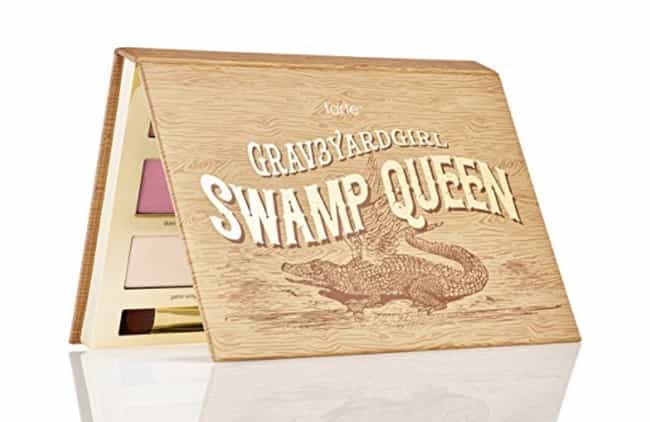 Grav3yardgirl x Tarte is listed (or ranked) 4 on the list Every Beauty Influencer Makeup Collab You Didn't Know You Needed