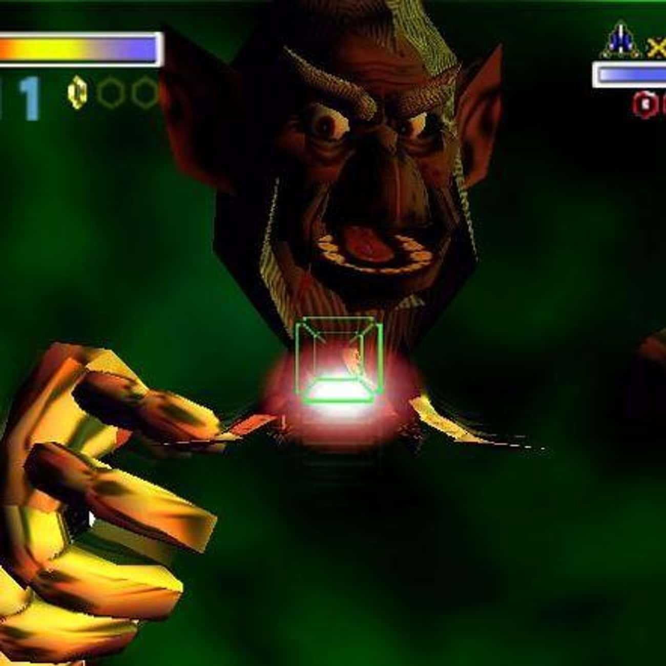 Andross is listed (or ranked) 2 on the list List of All Star Fox 64 Bosses Ranked Best to Worst