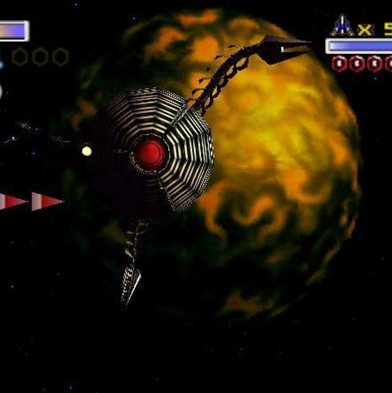 Gorgon is listed (or ranked) 3 on the list List of All Star Fox 64 Bosses Ranked Best to Worst
