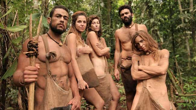 All The Ways Discovery Channels Naked And Afraid Is Fake-3390