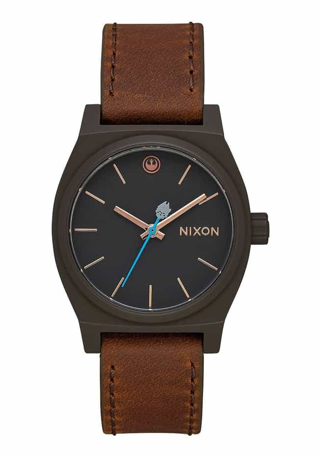 Skywalker Sentry Leather Watch is listed (or ranked) 1 on the list Classy Star Wars Merch That Won't Make You Look Like An Overgrown Child
