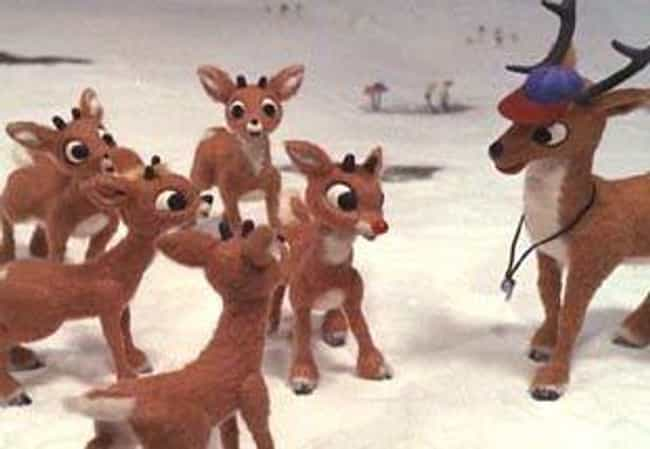 Rudolph Gets Banned From... is listed (or ranked) 4 on the list Rudolph The Red-Nosed Reindeer Is Not At All About What You Think It's About