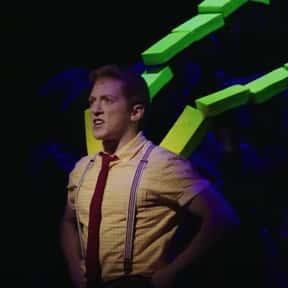 SpongeBob Squarepants is listed (or ranked) 23 on the list The Best Broadway Shows Right Now