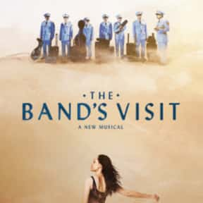 The Band's Visit is listed (or ranked) 19 on the list The Best Broadway Shows Right Now