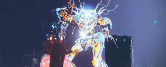 Protheon, The Modular Mi... is listed (or ranked) 1 on the list List Of All 'Destiny 2' Bosses Ranked Best To Worst