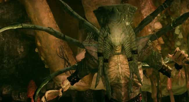 Aspect of the Nightmare ... is listed (or ranked) 1 on the list List of All Dragon Age Inquisition Bosses Ranked Best to Worst