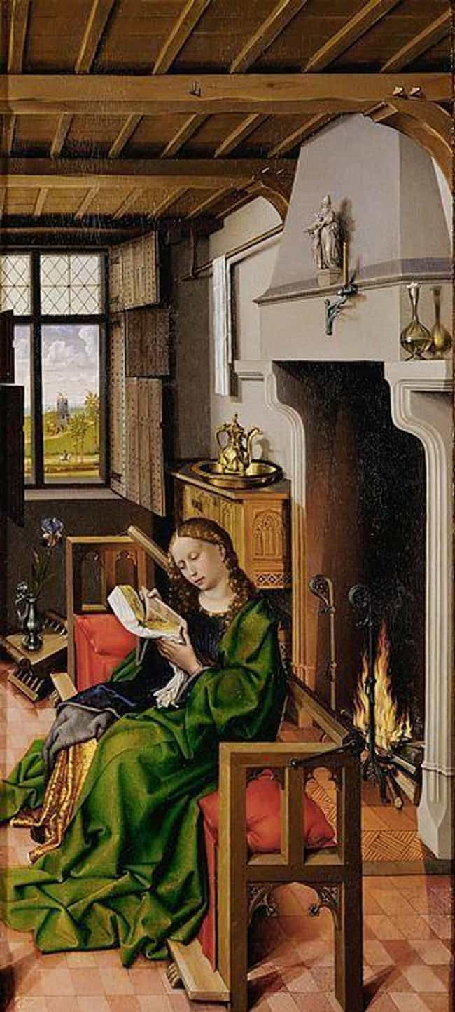 The Tragic Tale Of Saint... is listed (or ranked) 1 on the list The Real-Life Inspiration For Rapunzel Is A 3rd-Century Saint Who Was Beheaded By Her Own Father
