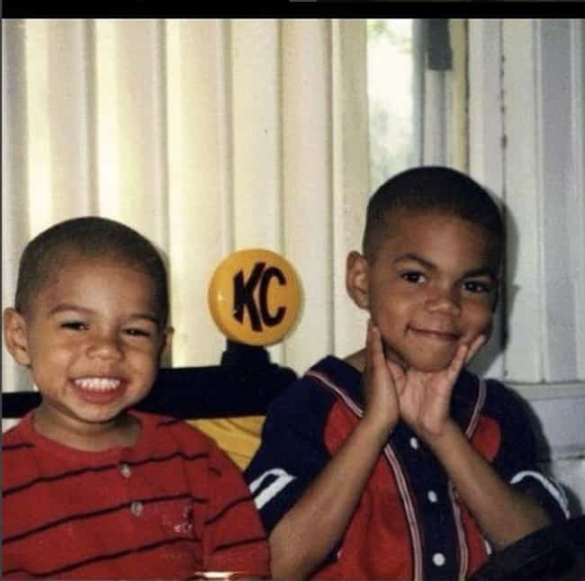 Chance The Rapper And Ta... is listed (or ranked) 4 on the list Rappers You Didn't Know Were Related
