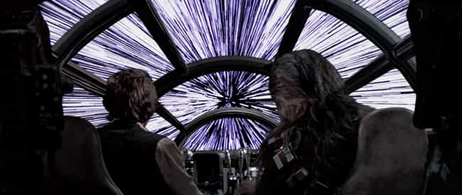 Hyperspace Would Look Co... is listed (or ranked) 3 on the list Star Wars Has Utterly Ruined Your Idea Of How Science Works: Here's How