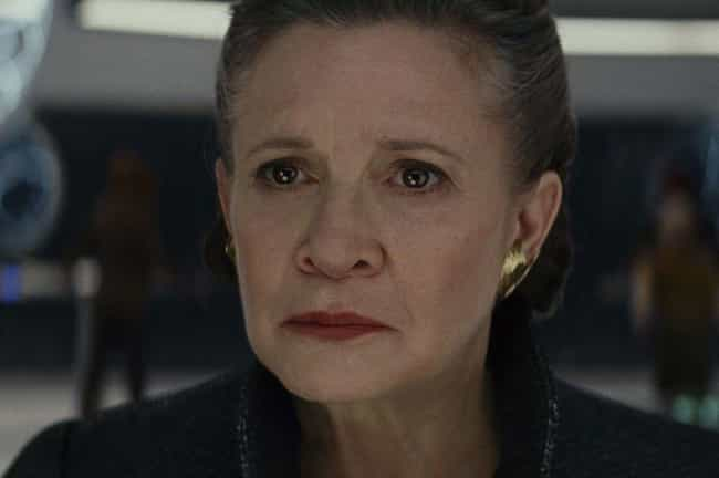 Leia Was Never Taught Ho... is listed (or ranked) 4 on the list 14 Star Wars Plot Holes Bigger Than The Death Star