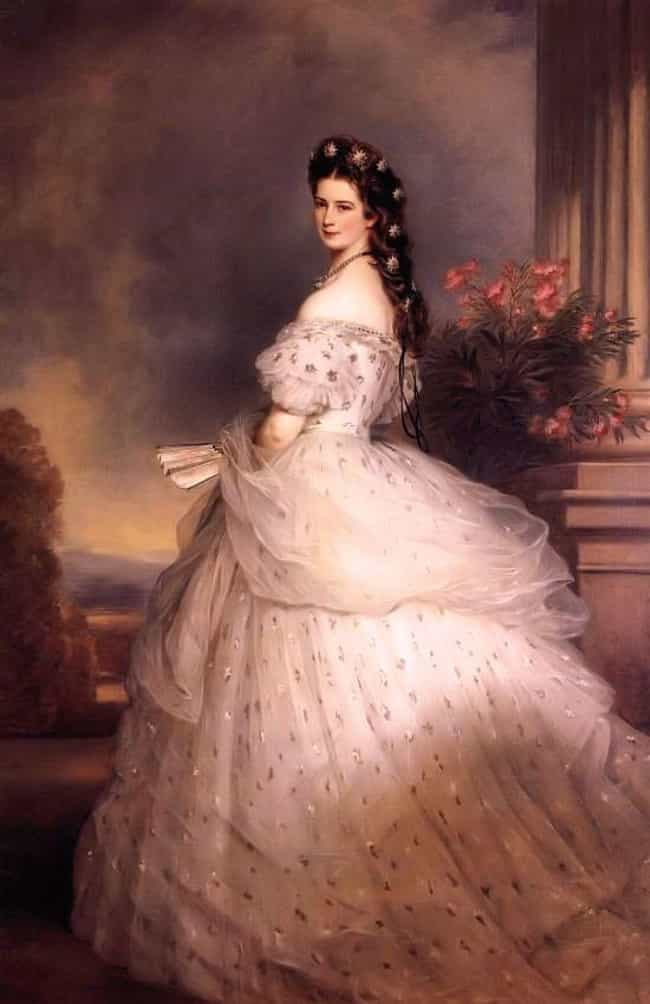 Elisabeth Used To Sleep With M... is listed (or ranked) 3 on the list When Elisabeth of Austria Married Into Royalty, It Was A One-Way Ticket To Unending Misery And Suffering