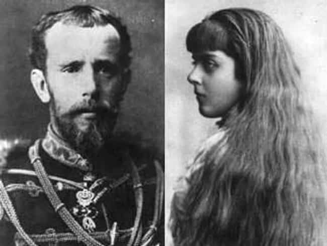 Elisabeth's Son Committed ... is listed (or ranked) 4 on the list The Tragic Life Of Elisabeth Of Austria