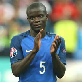 N'golo Kanté is listed (or ranked) 25 on the list The Best French Soccer Players & Footballers of All Time