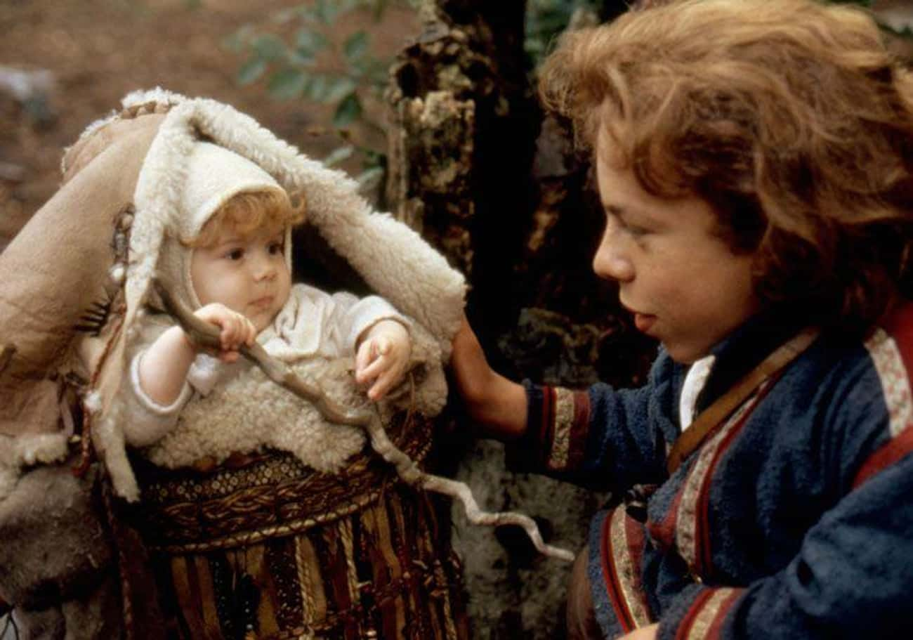 A Wizard Sends The Dwarf And T is listed (or ranked) 3 on the list 'Willow' Is A Watered-Down Version Of 'The Lord Of The Rings'