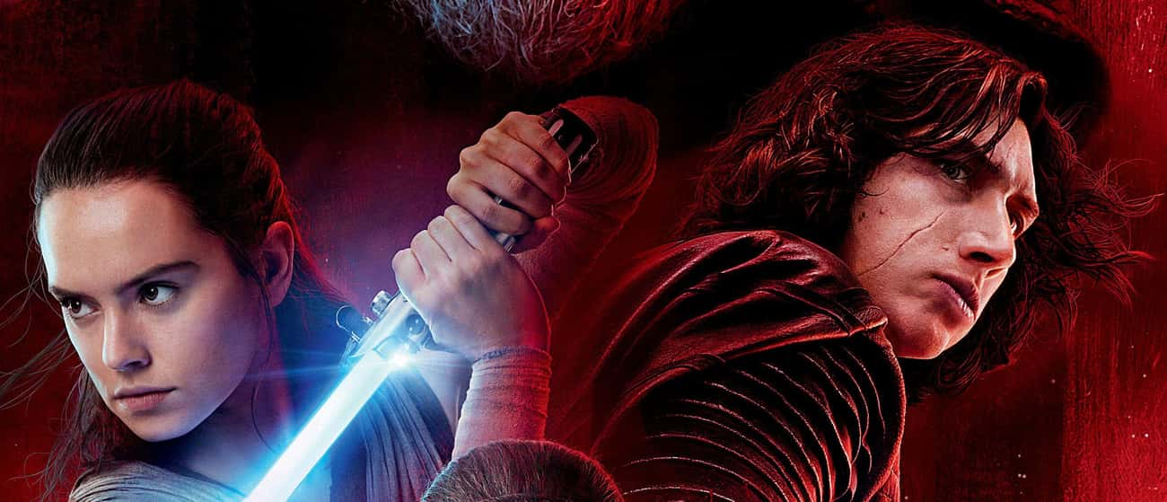 Rey And Kylo Will Truly Balanc is listed (or ranked) 4 on the list Fan Theories About Rey And Kylo Ren That Will Mess With Your Head And Your Heart