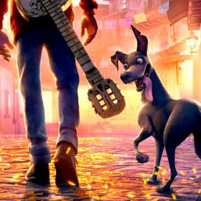 Never Name a Street Dog ... is listed (or ranked) 3 on the list Coco Movie Quotes