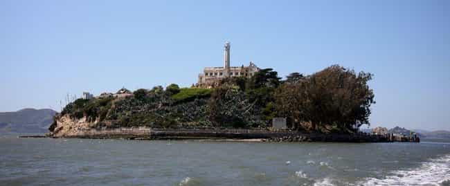 The 1946 Battle Of Alcat... is listed (or ranked) 2 on the list Horrifying Tales From Alcatraz, The Notoriously Haunted Island Prison