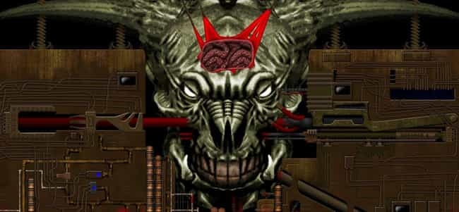 Icon of Sin is listed (or ranked) 2 on the list List of All Doom 2 Bosses Ranked Best to Worst