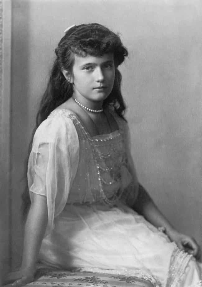 A Fellow Mental Patient Suspec... is listed (or ranked) 3 on the list This Mental Patient Almost Fooled The World Into Believing She Was The Grand Duchess Anastasia