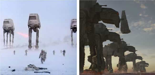 Crait Is Basically Hoth is listed (or ranked) 3 on the list Here's Why The Last Jedi And Empire Strikes Back Are Pretty Much The Same Movie