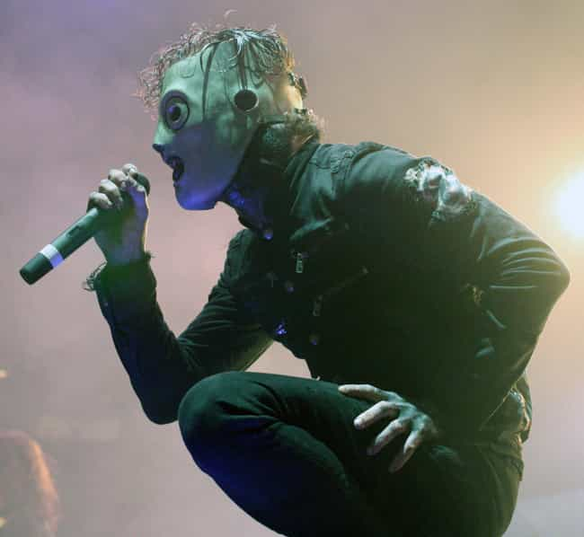 Kroeger Dismissed Slipknot As ... is listed (or ranked) 3 on the list A Timeline Of The Drama Between Nickelback's Chad Kroeger And Slipknot's Corey Taylor