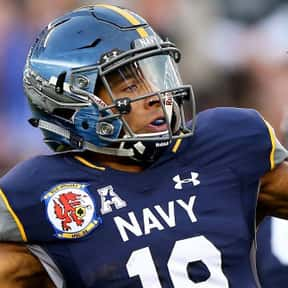 Keenan Reynolds is listed (or ranked) 2 on the list The Best Navy Midshipmen Quarterbacks of All Time