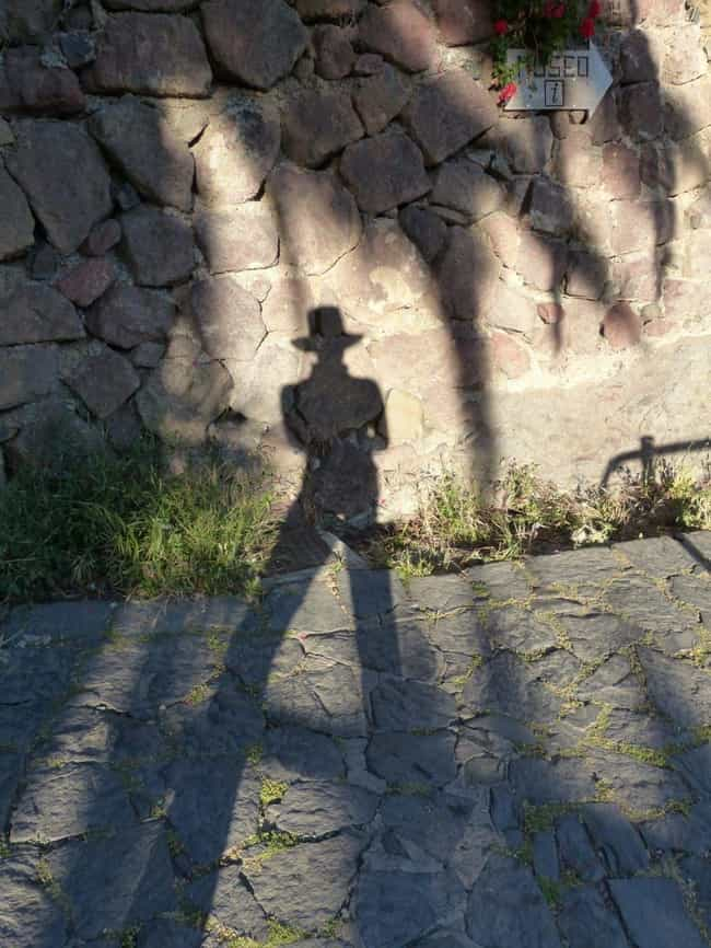 Although Some People Cla... is listed (or ranked) 2 on the list All Shadow People Are Terrifying, But The Phantom Hat Man May Be One Of The Worst Of All