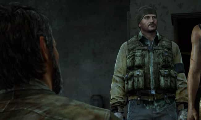Ethan is listed (or ranked) 3 on the list List of All The Last Of Us Bosses Ranked Best to Worst