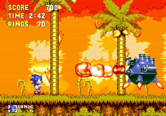 List of All Sonic 3 Bosses Ranked Best to Worst