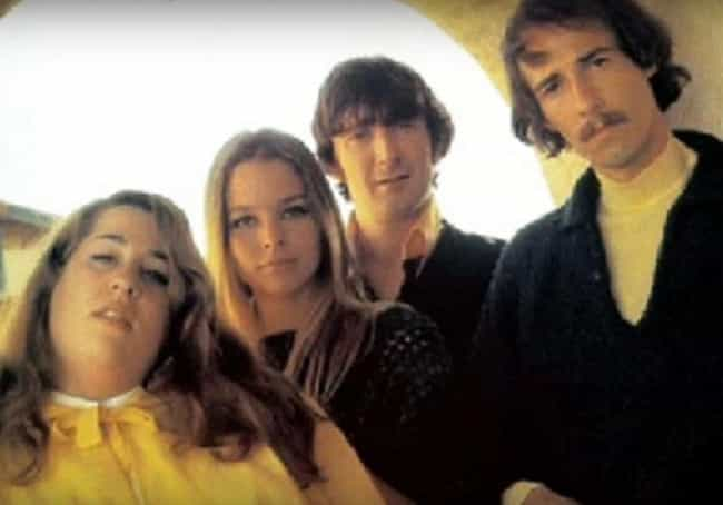 The Band Lived On A Beach In T... is listed (or ranked) 2 on the list Jaw-Droppingly Out-Of-Control Stories From The Mamas & The Papas