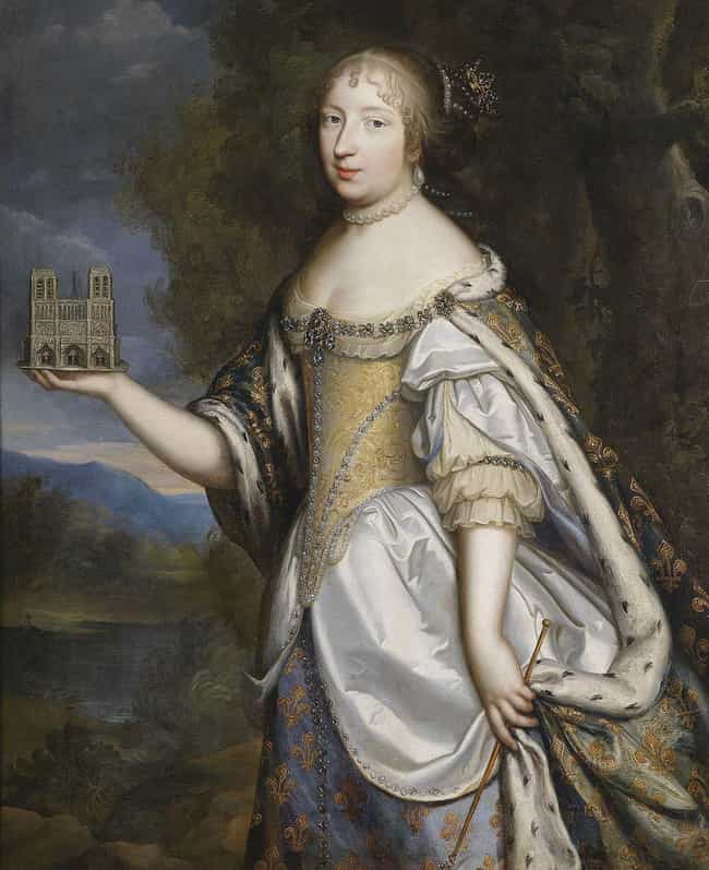 The Queen's Daughter Rep... is listed (or ranked) 1 on the list Was The Black Nun Of Moret Queen Maria Theresa's Illegitimate Daughter?