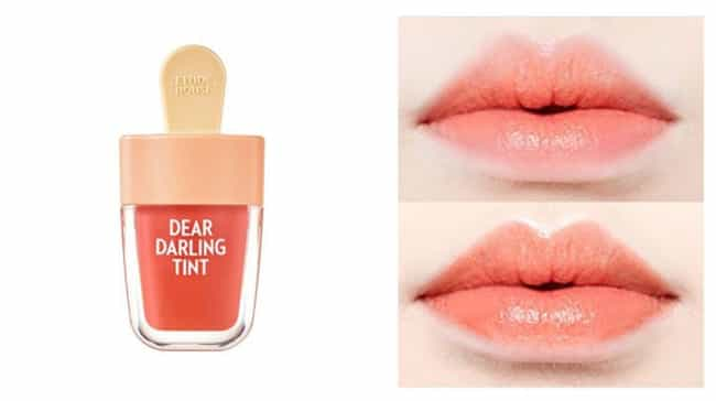 Dear Darling Water Gel Tint By... is listed (or ranked) 4 on the list Long Lasting Lip Stains That Will Survive Your Makeout Session