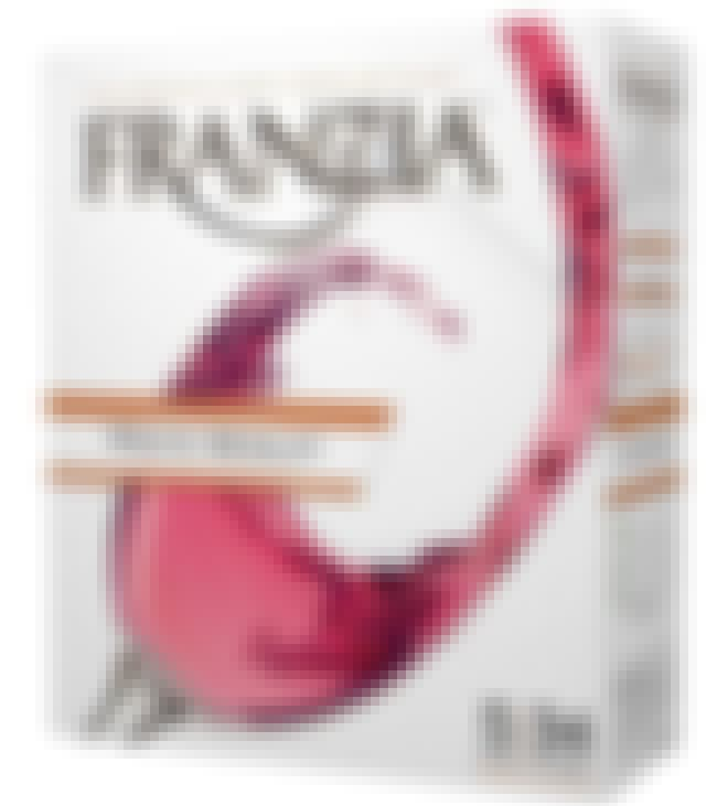 Franzia White Merlot is listed (or ranked) 3 on the list The Very Best Flavors of Franzia Boxed Wine