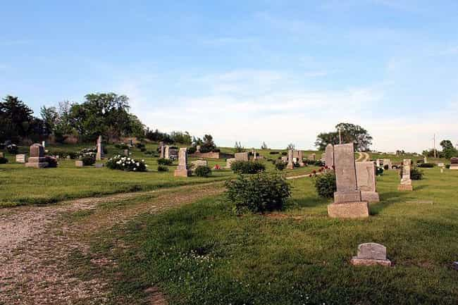 Stull Cemetery Is Though... is listed (or ranked) 1 on the list A Genuine Portal To Hell Might Be In This Rural Kansas Church