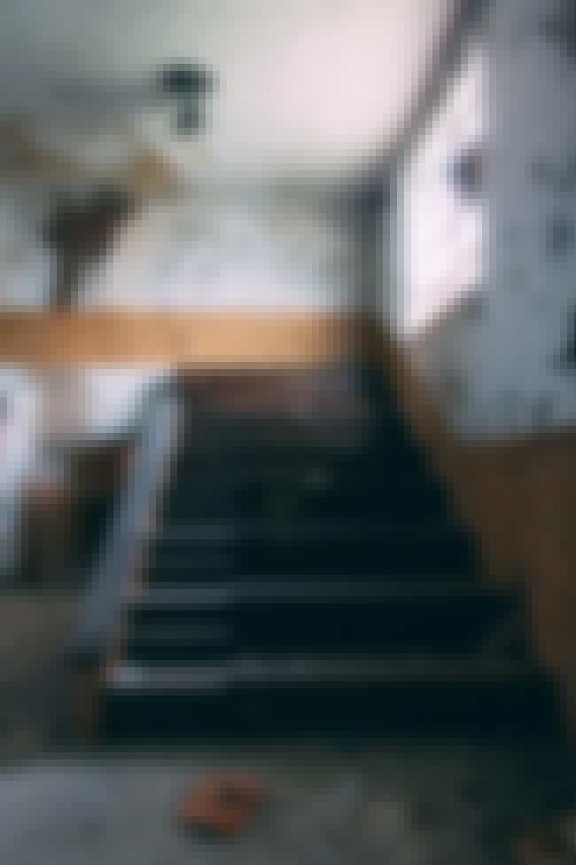 School Stairs To Nowhere is listed (or ranked) 4 on the list Creepy Pictures From Abandoned Schools Straight Out Of Nightmares