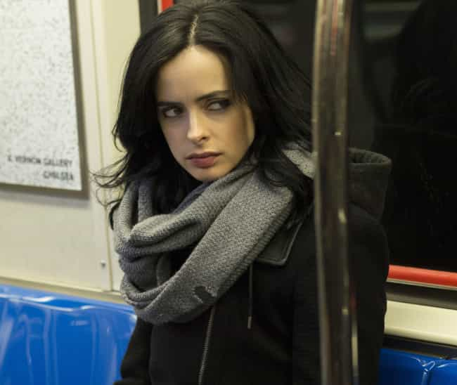 Jessica's Abilities Are ... is listed (or ranked) 2 on the list Jessica Jones Fan Theories