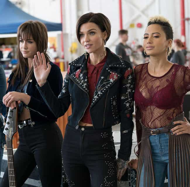 Try to Have Some Dignity... is listed (or ranked) 4 on the list Pitch Perfect 3 Movie Quotes
