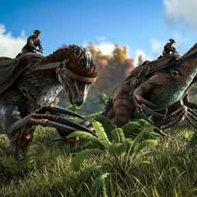 Ark: Survival Evolved is listed (or ranked) 7 on the list The Best Base Building Games On Steam
