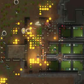 RimWorld is listed (or ranked) 1 on the list The Best Base Building Games On Steam